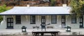 CALITZDORP RAILWAY STATION ACCOMMODATION